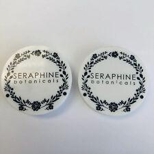 2 Seraphine Botanicals Happy Hibiscus Natural Powder Blush New 2g Each