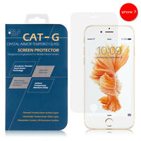 Fits Iphone Xs Max / XS / X / 8 / 7 Plus Clear Screen Protector Tempered Glass