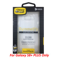 Authentic Otterbox Symmetry Series Case Cover for Samsung Galaxy S8+ Plus Clear
