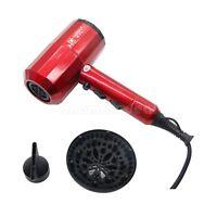 Professional Barber Salon Blower 2000W Hairdryer Hair Dryer Ceramic Ionic od34