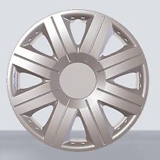 """Juego 4 Tapacubos para rueda de 16"""" diametro universal llanta acero coche"""