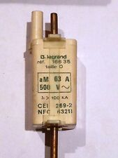LEGRAND FUSIBLE 16635 T0 63A  AM  500V