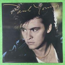 PAUL YOUNG - The Secret of association - CBS 26234 ex-condition Vinyle LP