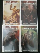 Army Of Darkness: Ash Gets Hitched 1-4 NM/M  Unread Set