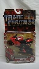 TRANSFORMERS ROTF REVENGE OF THE FALLEN ARCEE MOTORCYCLE DELUXE NEW SEALED!