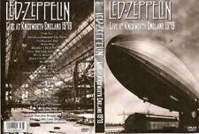 led zeppelin live knebworth 1979 2 dvds the who rolling stones