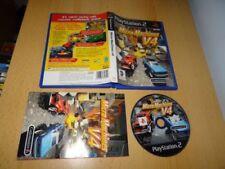 Videojuegos de carreras de Codemasters Sony PlayStation 2