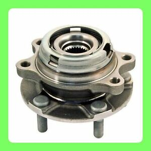 FRONT HUB BEARING ASSEMBLY FOR NISSAN PATHFINDER 2013-2017 SINGLE NEW