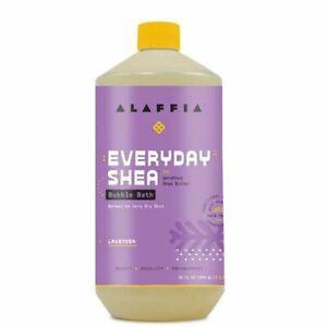 Bubble Bath Lavender 32 Oz  by Alaffia