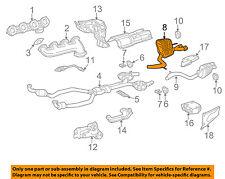 MERCEDES OEM 03-08 SL55 AMG 5.5L-V8-Muffler 2304900621