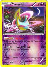 x1 Cresselia - 70/162 - Rare - Reverse Holo Pokemon XY Breakthrough M/NM