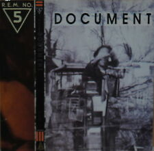 R.E.M. Document 1987 I.R.S. CD