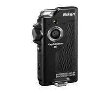 Nikon Key Mission 80 BK Waterproof Wearable Black KeyMission Camera NEW