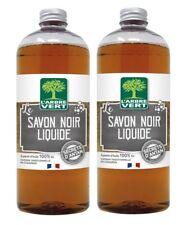Savon Noir Liquide pour l'Entretien de la Maison L'ARBRE VERT 750ml (lot 2)/EBBV