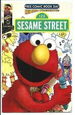 SESAME STREET / STRAWBERRY SHORTCAKE (FREE COMIC BOOK DAY 2013), VF/NM