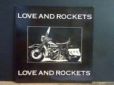 LOVE AND ROCKETS  Motorcycle  12""
