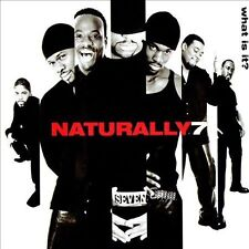 NATURALLY 7, Who Is It? - Sony BMG Australia **NEW CD**
