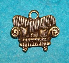 Bronze Furniture Charm Love Seat Couch Home Charms