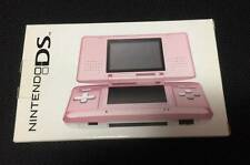 NEW Nintendo DS Candy Pink Console System Japan *RARE COLLECTORS ITEM - $50 OFF*