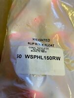 8 Comal Foam WEIGHTED Pear SLIP Bobbers WSPHL125  made in the USA