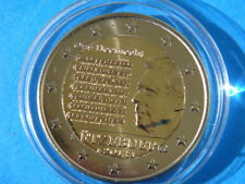 ♣  2 euros Commémorative LUXEMBOURG  2013  ♣   HYMNE  NATIONAL  ♣  sous capsule