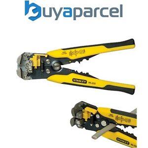 Stanley FatMax Auto Wire Stripper Stripping Plier 0-96-230 FMHT0-96230 STA096230