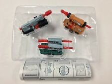 Transformers Armada Minicons BONECRUSHER KNOCK OUT WRECKAGE Hasbro New loose