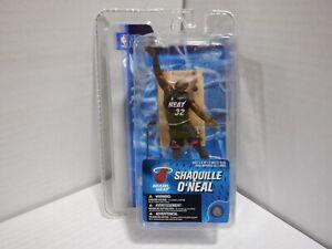 Shaquille O'Neal Heat Black Jersey McFarlane's NBA Figure 012121MGL