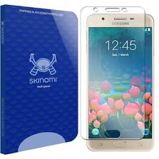 Skinomi TEMPERED GLASS .33mm Screen Protector For The Samsung Galaxy J7 Prime