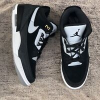 Nike Air Jordan 3 Retro Tinker Hatfield Men's Size 12 Black Cement CK4348-007