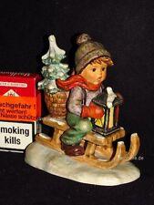 """Goebel Hummel Figur 396 """"Fahrt in die Weihnacht"""""""