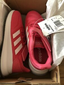 New Girls Adidas Trainers Size 2
