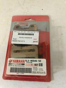YAMAHA BRAKE PAD KIT  - GENUINE NOS P/N 5LV-W0046-50 - XJR1300/FZS1000