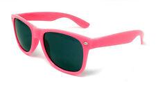 Wholesale Kids Sunglasses Boys Girls Shades Black Childrens Classic BULK Glossy Hot Pink 10