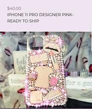 Apple iPhone 11 Pro Designer Pink Case