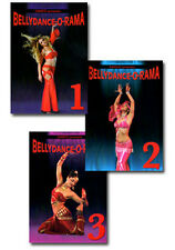Belly Dance O-Rama 3 DVD Set - Belly Dancing Performances