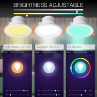 7W Wifi Smart RGBW LED Unterbauleuchte Für Heim Automatisierung Alexa Google