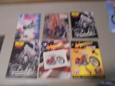 Lot Of 6 1990S/2000S Motorcycle Parts Catalogs,Harley,Other Makes,Vance& Hines,C