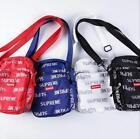 Men's new Supreme FW16 Reflective Shoulder Bag Box 3M Classic Repeat