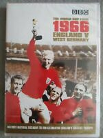 bbc dvd the world cup final 1966 england v west germany