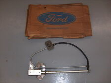 1981-1983 Ford Escort NOS Front Side Door Window Regulator LH Mercury Lynx
