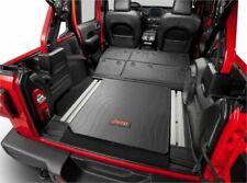 Mopar Accessories 82215185Ac Molded Cargo Tray 2018 Jeep Wrangler Jl 4-Door with