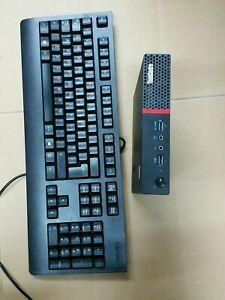 Lenovo ThinkCentre M900 Mini PC | Core i5-6500T 2.50GHz | 8 GB DDR4 | 256GB SSD