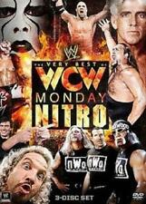 The WWE - Very Best Of WCW Monday Nitro (DVD, 2011, 3-Disc Set)