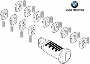 ORIGINAL BMW Codierbares Schloß Schließzylinder Variokoffer Topcase 51257698202