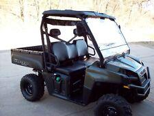 2011 Polaris Ranger Diesel, 4x4, windshield, roof, FULL SIZE, 3 Passenger UTV