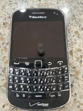 BlackBerry Bold 9930 - Black GSM Qwerty Touch Smartphone. Untested