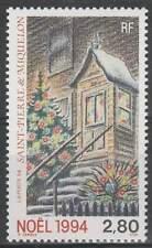 Saint Pierre et Miquelon postfris 1994 MNH 686 - Kerstmis / Christmas