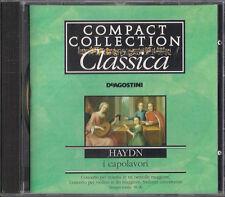 CD - DE AGOSTINI - COMPACT COLLECTION CLASSICA i capolavori - J.HAYDN