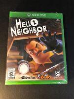 Hello Neighbor (XBOX ONE) NEW